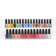 UNNA Wholesale Normal Water-based Breathable OEM Color Halal Nail Polish Private Label