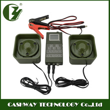 Factory wholesale animal caller , 50w desert machine device , 150dB eagle decoy with power-off memory timer and timer on / off