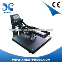 lowest price direct to t-shirt LCD controller panelheat compression heat press printing machine HP3804