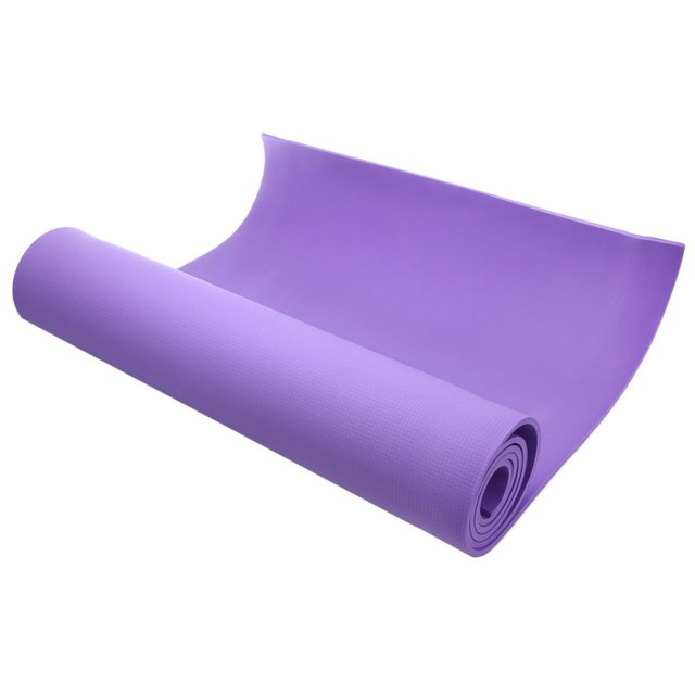 Wholesale Promotiono Yoga Mat Exercise Pad 6MM Thick Non-slip Gym Fitness Pilates Supplies For Yoga Exercise