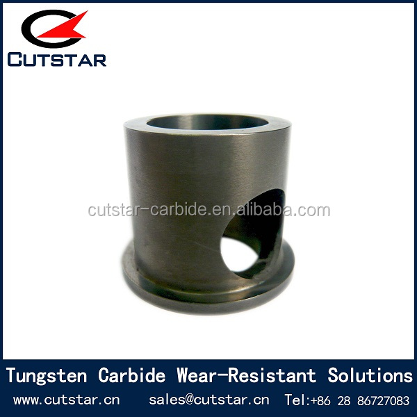 High Wear Resistance Tungsten Carbide Pump Shafts and Sleeves/ Shaft Protecting Sleeve