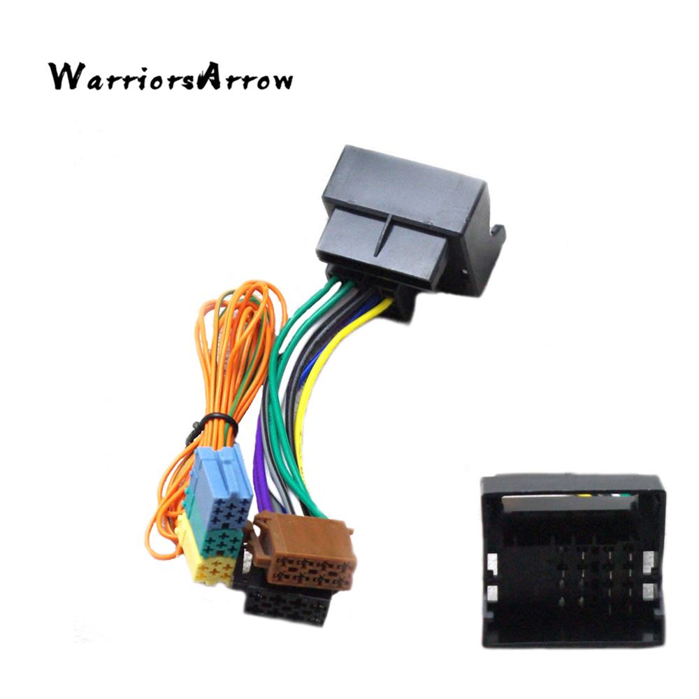 [DIAGRAM_5UK]  WarriorsArrow RCN210 Canbus Upgrade Conversion Adapter Connector Wire  Harness For VW Golf VI Jetta 5 6 MK5 MK6 Passat B6 Polo|rcn210 canbus|vw  wiring harnesspassat wiring harness - AliExpress | Vw Golf Wire Harness |  | www.aliexpress.com