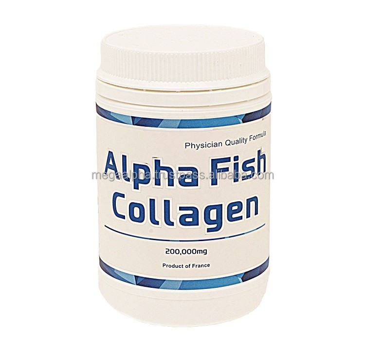 Premium Hydrolyzed Fish Collagen Powder