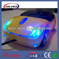 wired and wireless mouse car ferrari