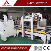 automatic carton fold and sealing machine