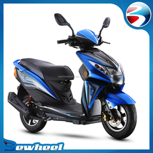Bewheel chinese new gas moped scooter 125cc pedal motorcycles