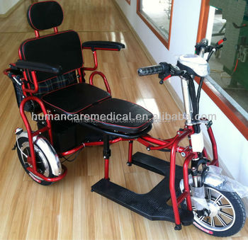 Tricycle Electric Wheelchair With 20 Discount Buy