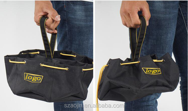 string tool storage bag contains a variety of functions pouch,accommodate all srts of small parts orderly