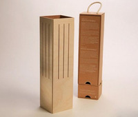 Wholesale wine box wooden champagne box