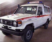 Toyota Land Cruiser 4x4 Hardtop Ambulance