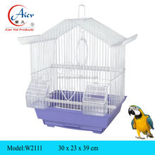 Chinese wholesale factory wedding card holder bird cage