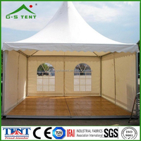patio pagoda gazebo party canopy tent 5m x 5m