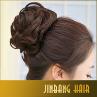 Beauty Synthetic Hair Fluffy Chignon Synthetic
