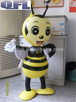 Inflatable Bee Figure for Promotional