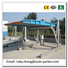 Double Car Stackers Car Parking Garage Equipment