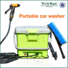 (74069) Indian market battery powered competitive 12v portable pressure car washer