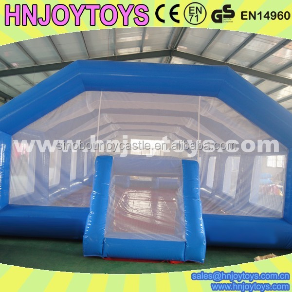 Inflatable Tennis Dome : Outdoor sport dome inflatable tennis court tent for sale