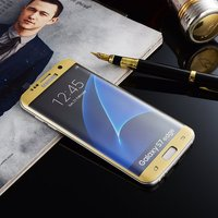 Best Price Clear Custom Cut Tempered Glass Screen Protectors For S7 Edge