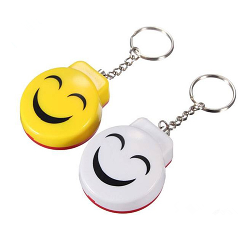 Smiling Face Anti-Rape Lady Anti-Attack Safety Alarm