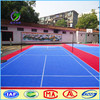 Top grade outdoor sports flooring/PP Sport Flooring Interlocking Outdoor Tennis Court