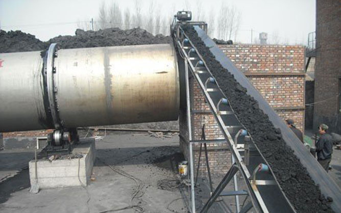 Coal drying machine for coal gangue and lignite coal drying price in China