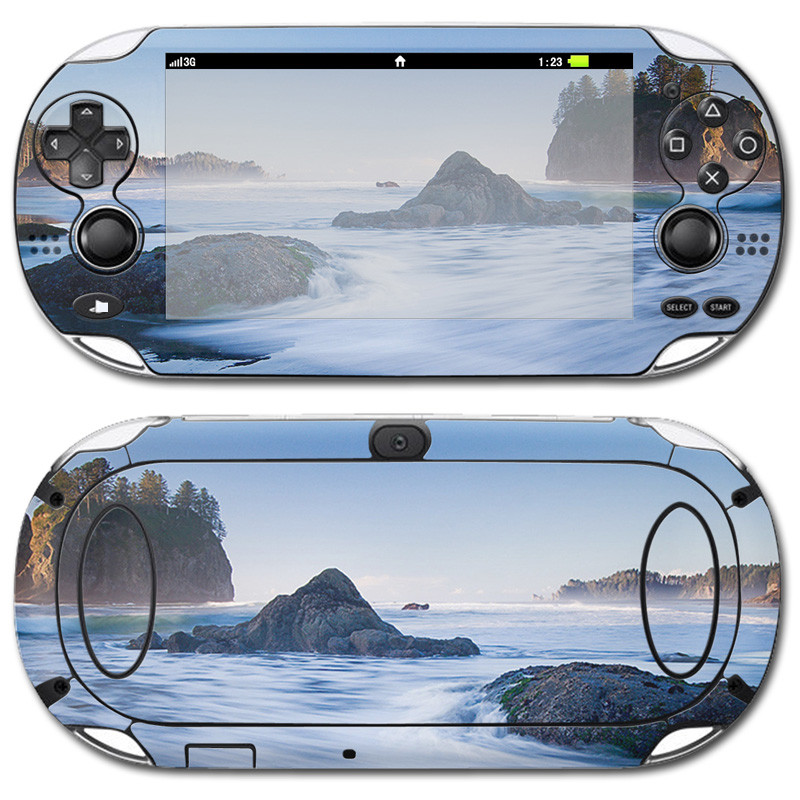 Best Quality Vinyl Decal for PSvita 1000 PVC Skin Sticker for PSvita1000 Console & 2 Controllers Skins #TN-PV1000-0001