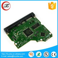 Tv pcba assembly,lcd tv main board pcba assemblies,oem satellite tv receiver pcba board