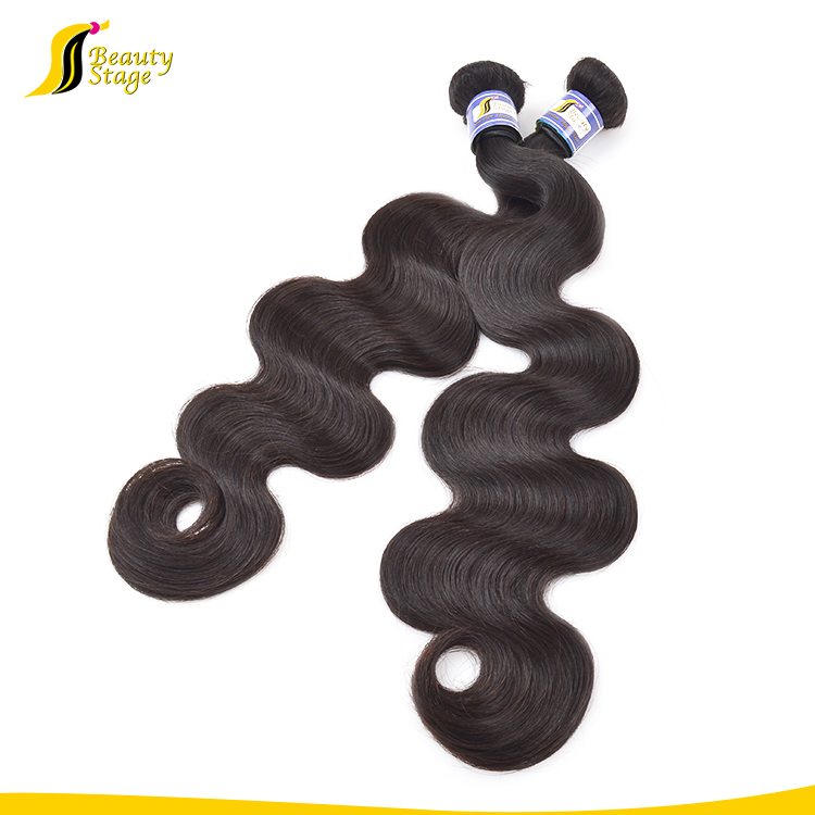 Unprocessed 40 inch russian hair extensions clip in,cheap 18 body wave virgin brazilian hair extension