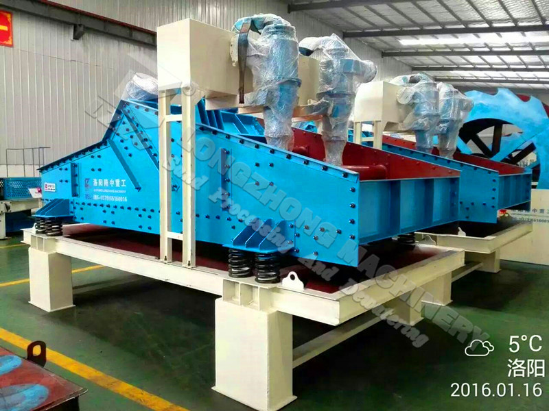 Fine sand cyclone extraction machine for sale