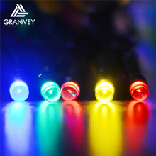 Warm white/red/green/yellow/blue/ colorful rgb dmx control christmas solar led string lights