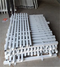 pvc coated white wrought iron fence