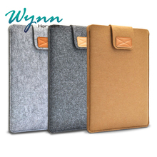 Top quality felt laptop cover sleeve For Macbook Air