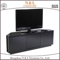 Manufacturer Supplier MDF/MFC/Plywood wooden lcd tv stand design