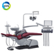 IN-M218 CE ISO approved hospital dental operate chair equipment with turbine