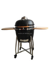 outdoor cooker kamado ceramic charcoal bbq grill 22inch