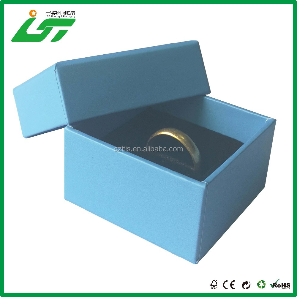 custom big lots jewelry box printing supplier