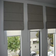 2016 China elegant roman blind, roman blinds components