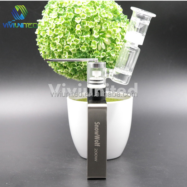 2016 China good quality newest ecig vision 510-nail vaporizer for wax/dry herb atomizer for K-Aspen