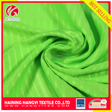 Hot selling 100%polyester embossed interlock fabric