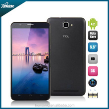 TCL s720t MTK6592 Octa Core phone 5.5'' IPS 1280*720 Android 4.2 1GB RAM 8GB ROM 2G GSM Version GPS OTG smart phone