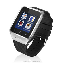 watch supplier DZ09 smart watch with mtk 6261 sim card anti-lost camera support