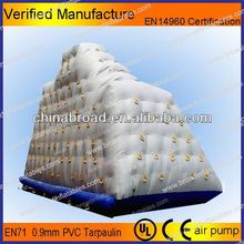 Durable 0.9mm PVC,inflatable water park,water park projects