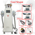2012 Top sale 6in1 ultrasonic liposuction cavitation slimming machine/RF+cavitation criolipolisis vacuum slim (ce certification)