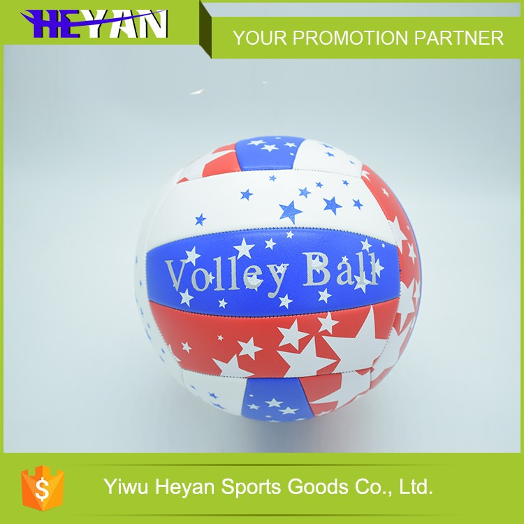 China wholesale high quality cloth volleyball