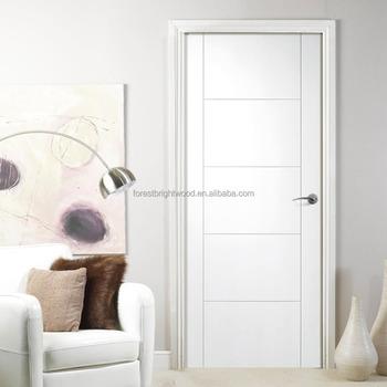 Forest Bright White Primer Flush Honeycomb Doors for Room & Forest Bright White Primer Flush Honeycomb Doors for Room View ...
