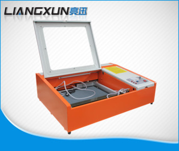 LX400 China jinan desktop cnc laser cutting machine