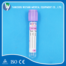 Medical Use Disposable Vacuum Gel&Clot Tube For Blood Testing