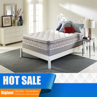 best selling permaisuri furniture european size gel foam cooling mattress