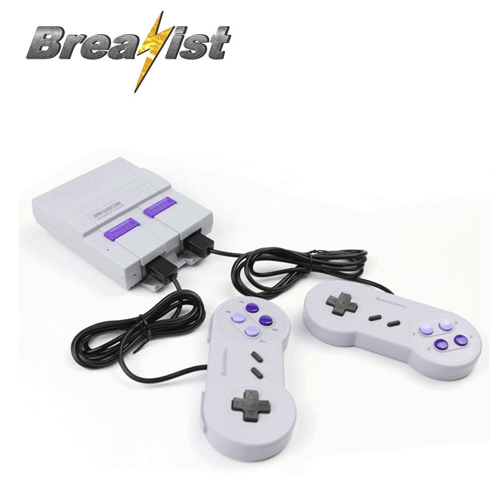2018 new arrivals 16 bit tv game console with high quality