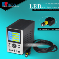 UV - 03001 LED point light UV mercury lamp tube high pressure mercury lamp curing curing machine